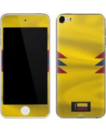 Colombia Soccer Flag Apple iPod Skin