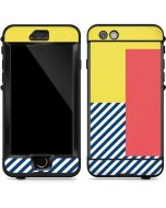 Color Blocks LifeProof Nuud iPhone Skin