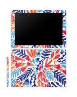 Color Foliage Galaxy Book 12in Skin