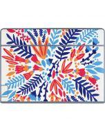 Color Foliage Galaxy Book Keyboard Folio 12in Skin