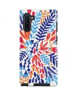 Color Foliage Galaxy Note 10 Pro Case