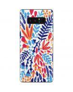 Color Foliage Galaxy Note 8 Skin