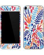 Color Foliage Apple iPod Skin
