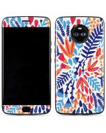 Color Foliage Moto X4 Skin