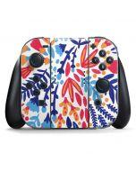 Color Foliage Nintendo Switch Joy Con Controller Skin
