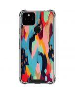 Color Melt Google Pixel 5 Clear Case