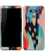 Color Melt LG G6 Skin