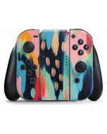 Color Melt Nintendo Switch Joy Con Controller Skin