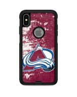 Colorado Avalanche Frozen Otterbox Commuter iPhone Skin