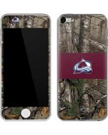Colorado Avalanche Realtree Xtra Camo Apple iPod Skin