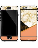 Colored Marble LifeProof Nuud iPhone Skin