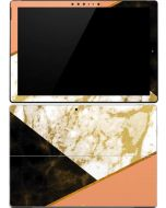 Colored Marble Surface Pro (2017) Skin