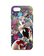 Colorful Harley Quinn iPhone 8 Pro Case