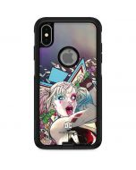 Colorful Harley Quinn Otterbox Commuter iPhone Skin