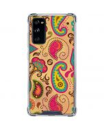 Colorful Mind Galaxy S20 FE Clear Case
