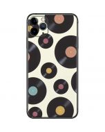 Colorful Records iPhone 11 Pro Max Skin
