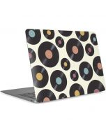 Colorful Records Apple MacBook Air Skin