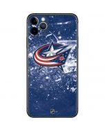 Columbus Blue Jackets Frozen iPhone 11 Pro Max Skin