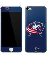 Columbus Blue Jackets Logo Apple iPod Skin