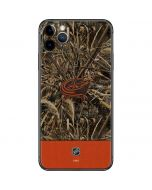 Columbus Blue Jackets Realtree Max-5 Camo iPhone 11 Pro Max Skin