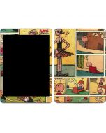 Comic Strip Popeye Apple iPad Skin