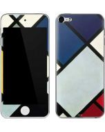 Contra-Composition of Dissonances XVI Apple iPod Skin