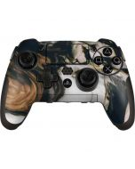 Copper and Black Marble Ink PlayStation Scuf Vantage 2 Controller Skin