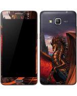 Coppervein Dragon Galaxy Grand Prime Skin