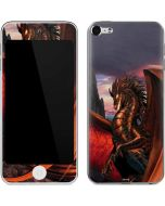 Coppervein Dragon Apple iPod Skin