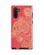 Coral Spring Galaxy Note 10 Pro Case