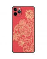 Coral Spring iPhone 11 Pro Max Skin