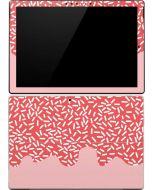 Coral Spring Sprinkles Surface Pro (2017) Skin