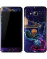Cosmic Kittens Galaxy J3 Skin