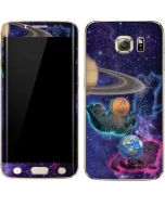 Cosmic Kittens Galaxy S6 edge+ Skin