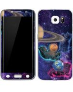 Cosmic Kittens Galaxy S6 Edge Skin