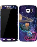 Cosmic Kittens Galaxy S6 Skin