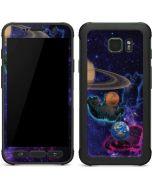 Cosmic Kittens Galaxy S7 Active Skin