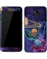 Cosmic Kittens Galaxy S7 Skin