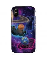 Cosmic Kittens iPhone X Pro Case
