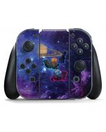 Cosmic Kittens Nintendo Switch Joy Con Controller Skin