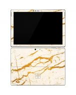 Cracked Marble Surface Pro 7 Skin