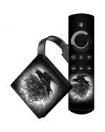 Crow and Skull Amazon Fire TV Skin