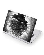 Crow and Skull Acer Chromebook Skin