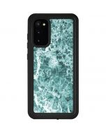 Crushed Turquoise Galaxy S20 Waterproof Case