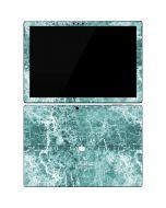Crushed Turquoise Surface Pro 7 Skin