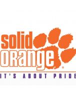 Clemson Solid Orange Its About Pride Google Pixel Skin