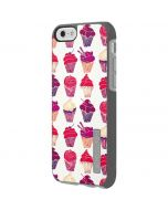 Cupcakes Incipio DualPro Shine iPhone 6 Skin