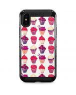 Cupcakes iPhone X Cargo Case