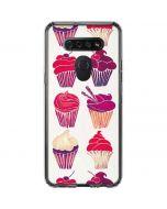 Cupcakes LG K51/Q51 Clear Case