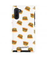 Cute Burgers Galaxy Note 10 Pro Case